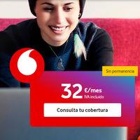 Vuelve Fibra Yuser de Vodafone para estudiantes: 600 Mbps de fibra simétrica por 32 euros al mes