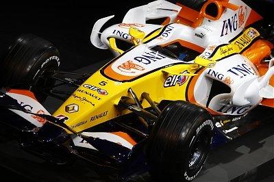 Alonso estrenará en Australia el alerón trasero en 'W'
