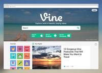 Vine estrena un lavado de cara en su versión web