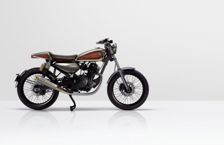 Yamaha Resonator125, un concepto para los más novatos