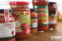 Comparativa de tomates fritos estilo casero de marca blanca