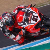 La Ducati Panigale R ex-Davies ya tiene heredero, Michael Rinaldi la pilotará en el WSBK