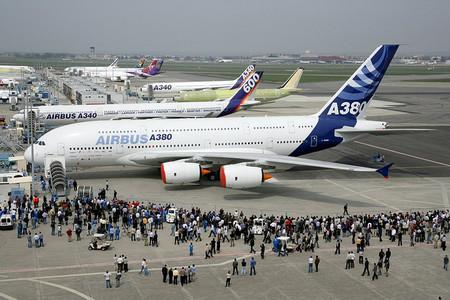 Infografía para conocer detalles del A380