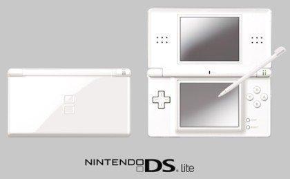 La nueva Nintendo DS Lite
