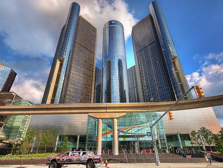 Sede General Motors, Detroit, Michigan