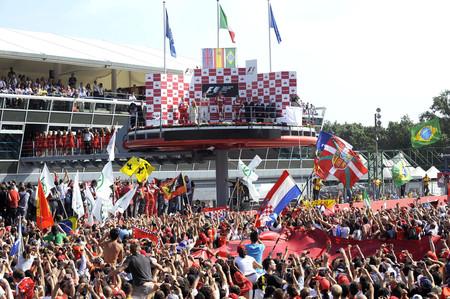 Alonso Monza F1 2010