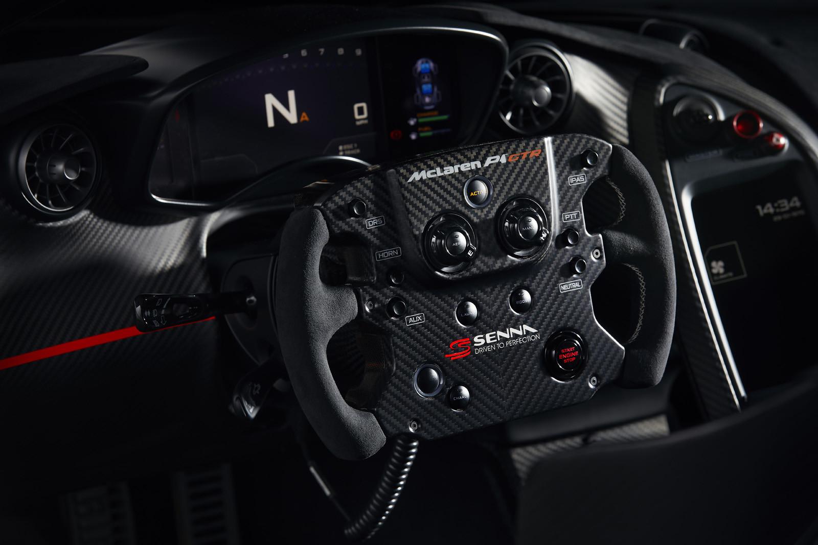 Foto de McLaren P1 GTR MSO (8/8)