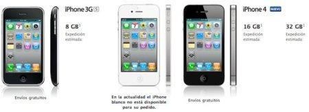 Apple empieza a vender el iPhone libre en España