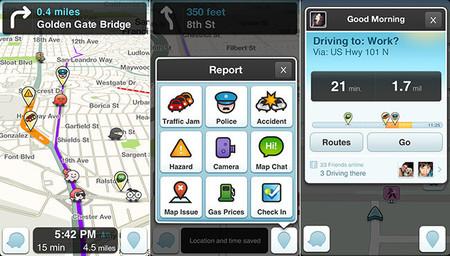 Nuevo movimiento: Google se hace con la startup Waze para potenciar sus mapas