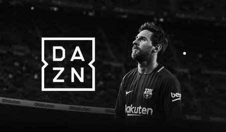 Dazn Messi