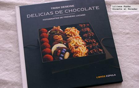 Delicias de chocolate. Libro de cocina