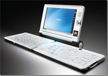 Samsung SPH-P9200, UMPC plegable