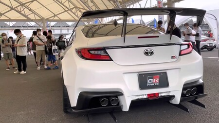 Toyota Gr 86 Gazoo Racing 2021 2