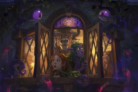 Susurros de los Dioses Antiguos, la expansión lovecraftiana que te hará volver a Hearthstone
