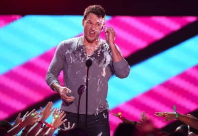 Los Kids' Choice Awards: moco verde, celebrities horterillas y buen rollete