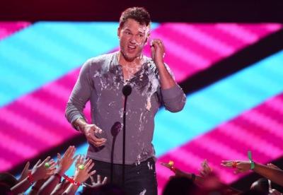 Los Kids' Choice Awards: moco verde, celebrities horterillas y buen rollete