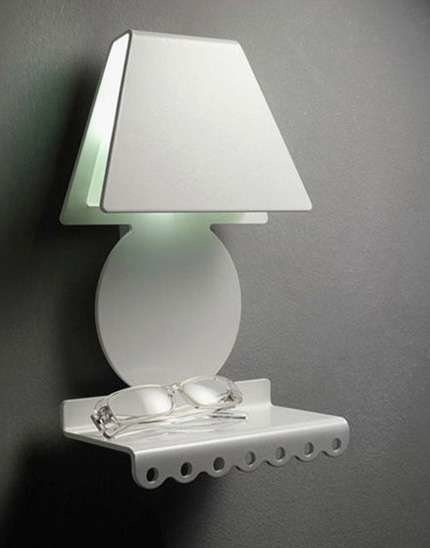 lamparas pared estantes 2