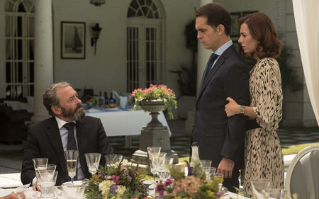 'Traición' comienza como un drama familiar tan interesante como inofensivo