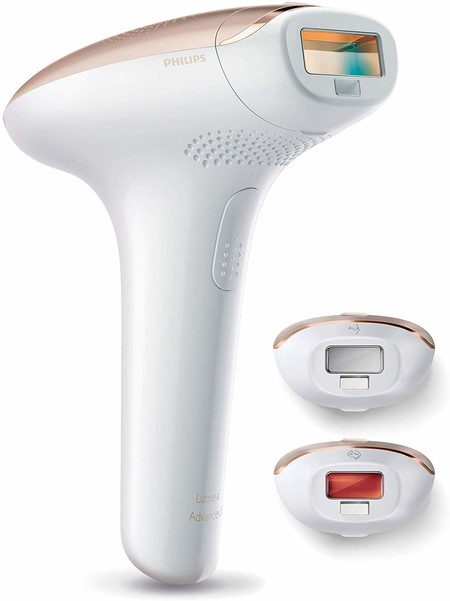 Depiladora Luz Pulsada Philips Lumea Advanced 3 Cabezales
