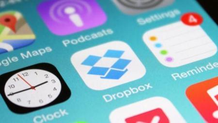 Dropbox para iOS se actualiza e integra soporte para Touch ID