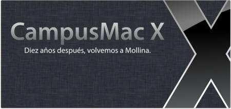 CampusMac X, en la recta final para su celebración