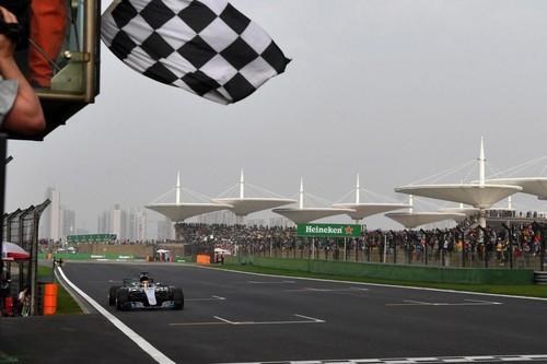 La Fórmula 1 se hace milenaria en China: así ha sido este viaje de 1.000 carreras y 69 años de evolución