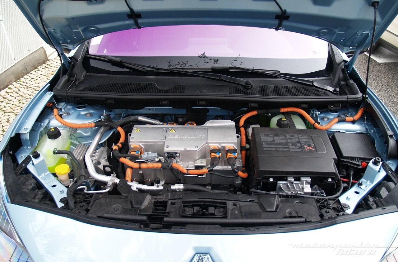Foto de Renault Fluence Z.E. (presentación) (18/26)