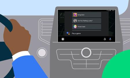 Android Auto Juegos