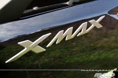 Yamaha X-MAX 125, prueba (valoración, ficha técnica y galería)