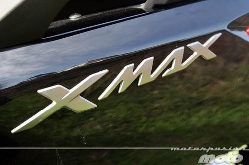 YamahaX-MAX125,prueba(valoración,fichatécnicaygalería)