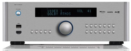 Rotel Rsp1576mkii Silver