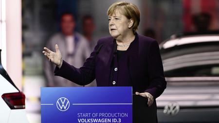 Merkel Volkswagen