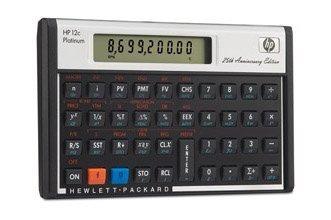 HP-12C, 25 años ya