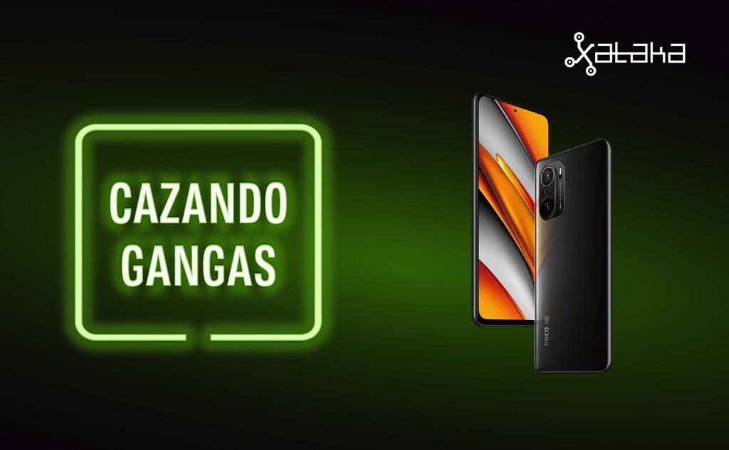 POCO F3 a precio de derribo, Samsung Galaxy Tab A7 baratísima y el Xiaomi Mi Watch es un chollo: mejores ofertas de Cazando Gangas
