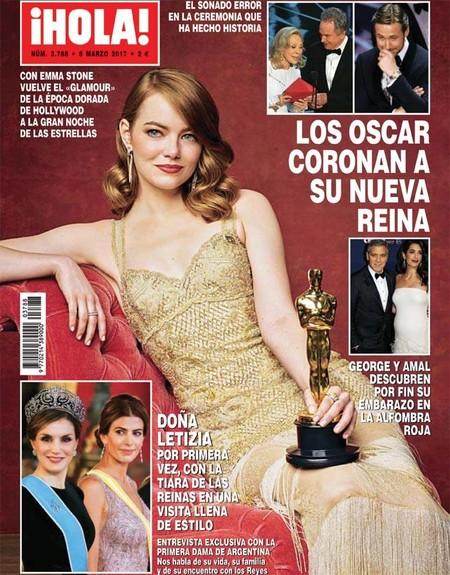 El glamour de Emma Stone