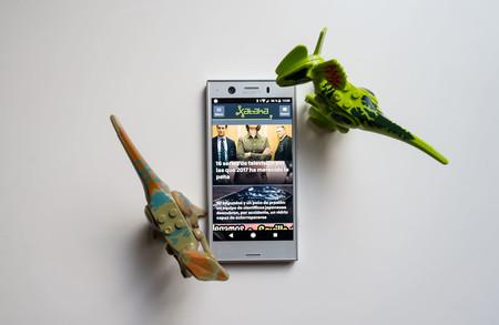 Sony Xperia Xz1 Compact Pantalla