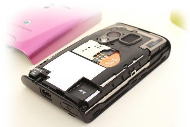 Sony Ericsson Xperia X10 Mini, análisis (I): pequeño pero matón