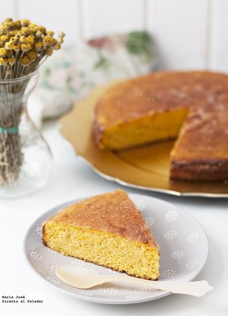 Revoluciona tus desayunos y meriendas con esta receta de rüeblitorte o bizcocho de zanahoria y almendras con Thermomix