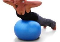 Ejercicios con fitball para un mayor desarrollo muscular