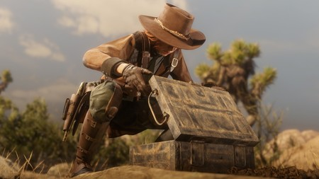 Red Dead Online - Coleccionista