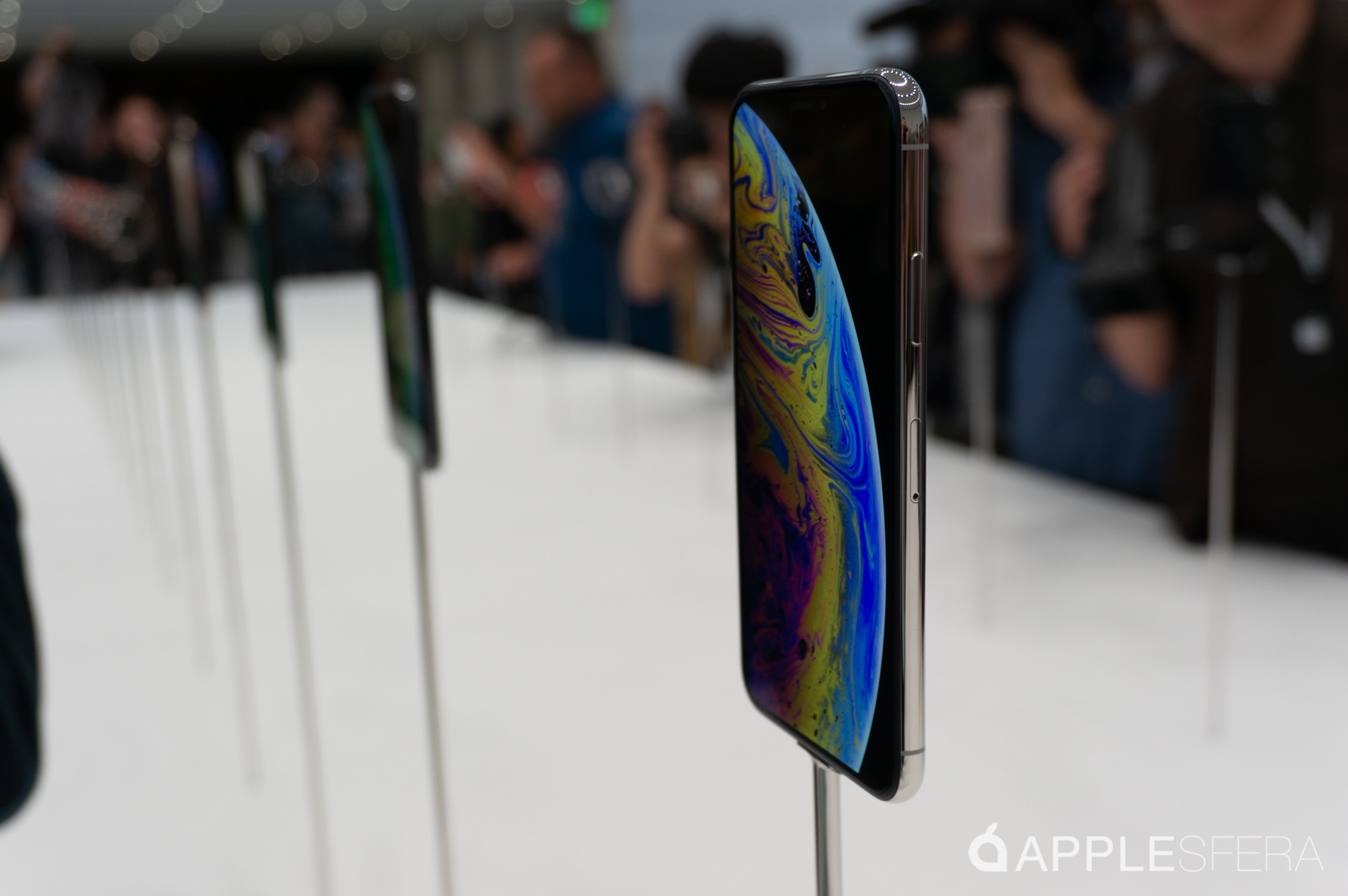 Foto de Apple Watch Series 4, iPhone XS, iPhone XS Max y iPhone XR (27/41)