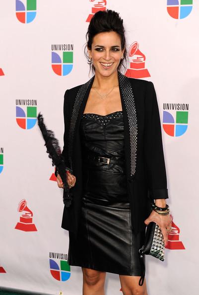 Los mejores looks sobre la Alfombra Roja de los Grammy Latinos 2009