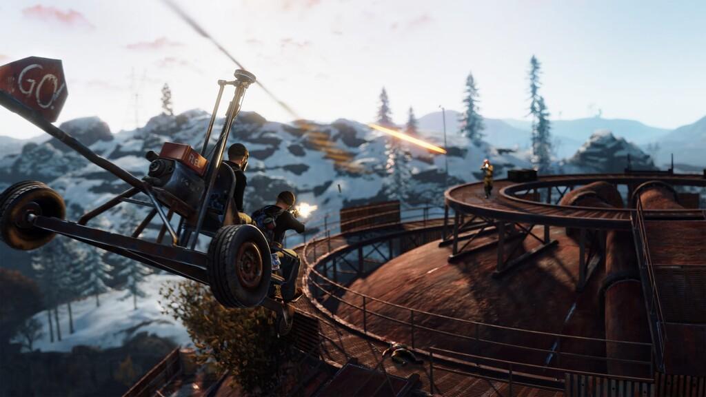 Rust en PS4, PS5, Xbox One y Xbox Series X/S: todo lo que sabemos hasta ahora