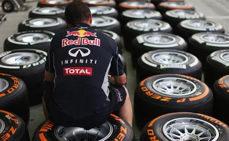 Pirelli realizará una prueba con Red Bull en Barcelona