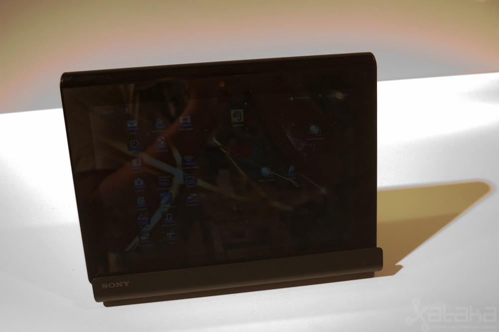 Foto de Sony Tablet S en IFA 2011 (1/12)