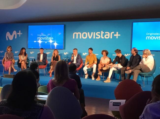 Movistar+ quiere producir 15 series originales al año y sumará el catálogo de Netflix en diciembre