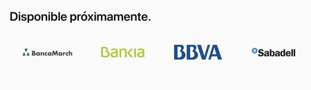 BBVA Bankia Sabadell march Apple Pay.