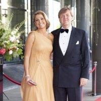 La realeza europea en el 40 cumpleaños de Máxima de Holanda