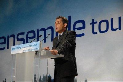 El ultimo refugio de Sarkozy [por IC]