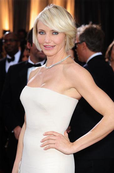 Las joyas Tiffany's que pisaron la alfombra roja de los Oscar con Cameron Díaz